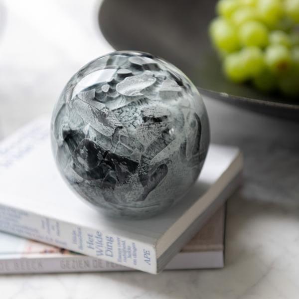 Bilde av Dekorkule i glass, stor