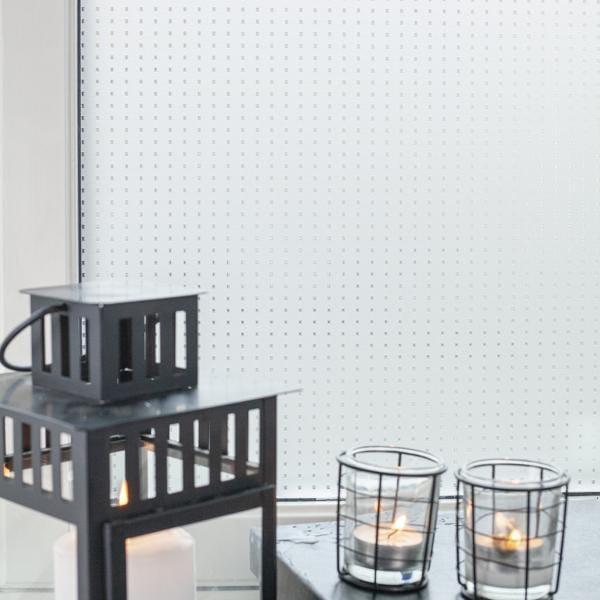 Bilde av Vareprøve: Static blocks vindusfolie