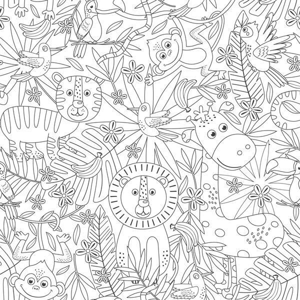 Bilde av Vareprøve: Jungle whiteboardfolie