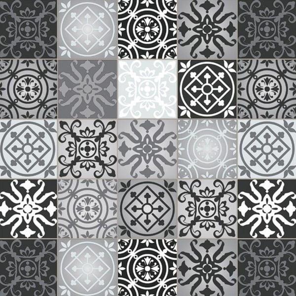 Bilde av Vareprøve: Marokkanske fliser kontaktplast