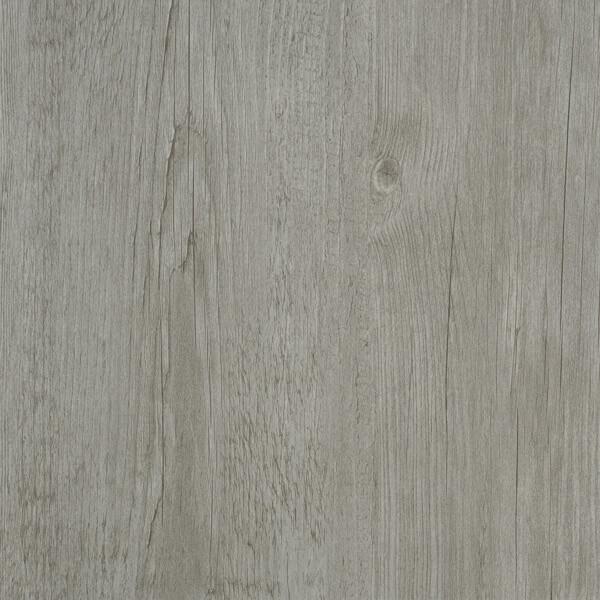 Bilde av Grey Wood selvklebende gulvfliser