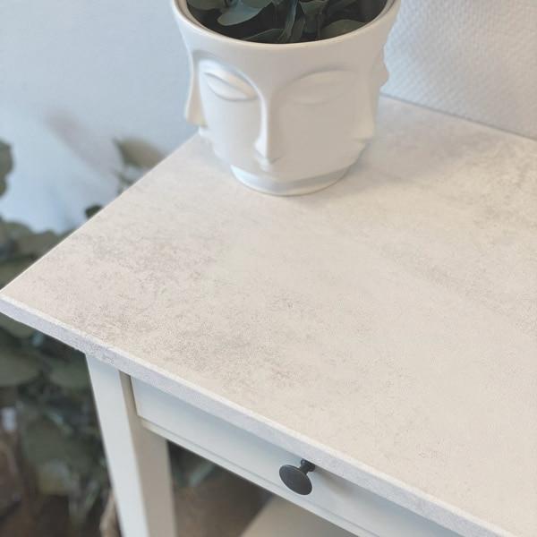 Bilde av Mikrosement hvit kontaktplast