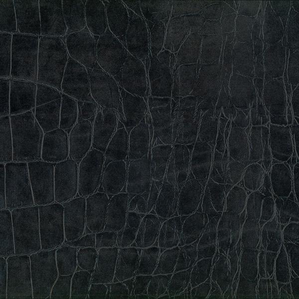 Bilde av Krokodille svart kontaktplast