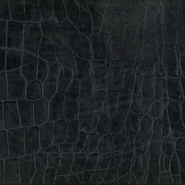 Bilde av Vareprøve: Krokodille svart kontaktplast