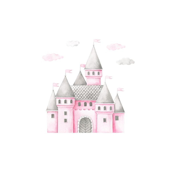 Bilde av Slott klistremerker