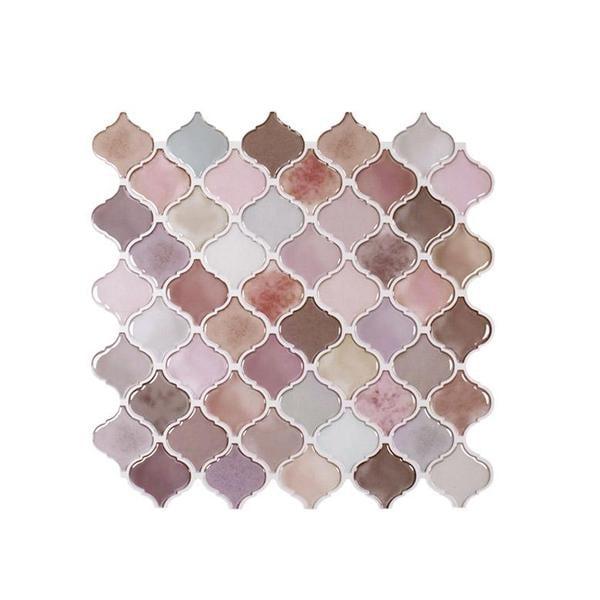 Bilde av Lanterne pastell selvklebende veggfliser