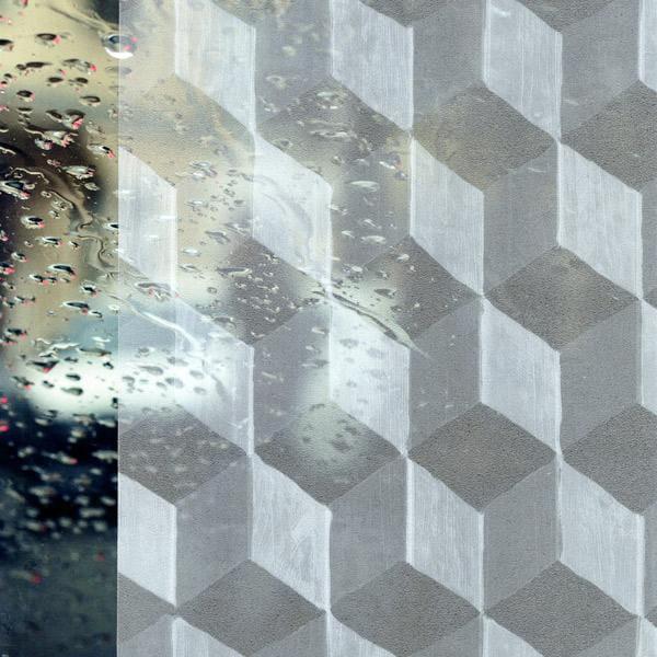 Bilde av Static stack hvit vindusfolie