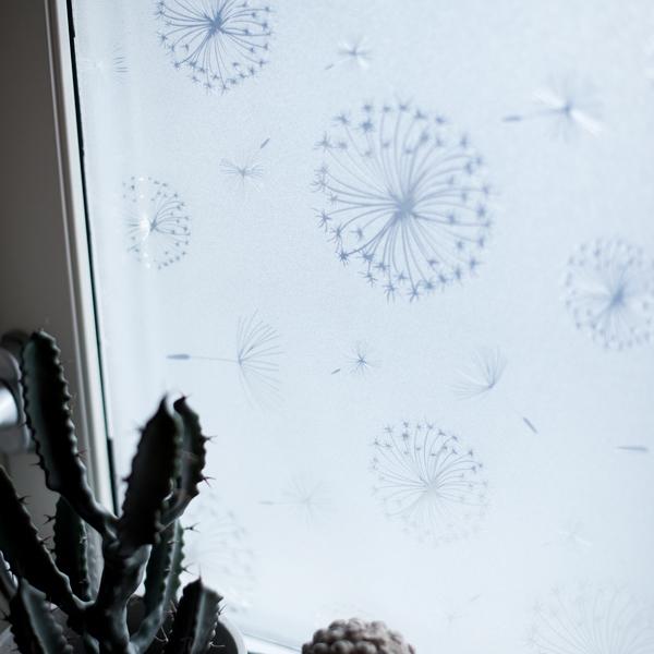 Bilde av Static Premium Løvetann vindusfolie