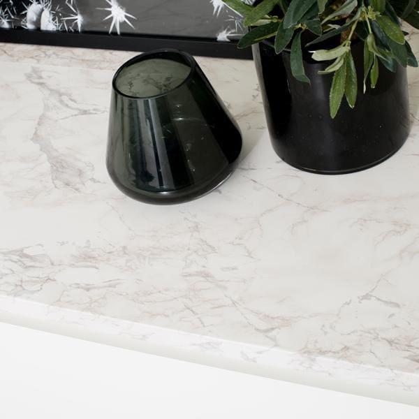 Bilde av Classic White Marble kontaktplast