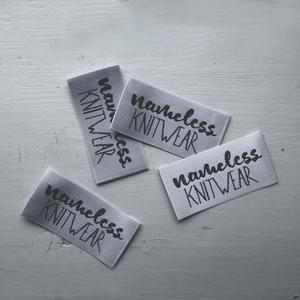Bilde av Labels - Nameless Knitwear