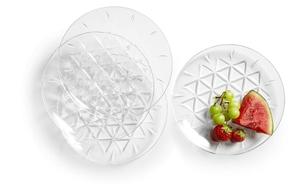 Bilde av Piknik tallerken 20 cm 4-pack