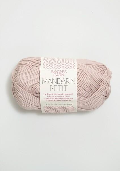 3511 MandarinPetit Pudder Rosa