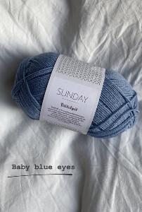Bilde av 6043 Baby blue eyes