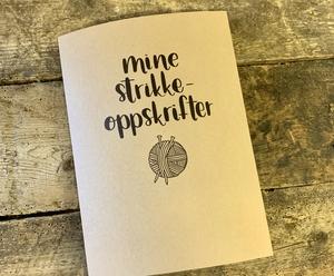 """Bilde av Mappe """"mine"""