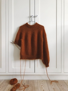 Bilde av Novise genser fra PetiteKnit