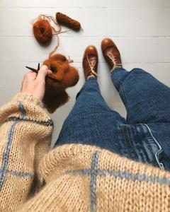 Bilde av Scotty genser fra PetiteKnit