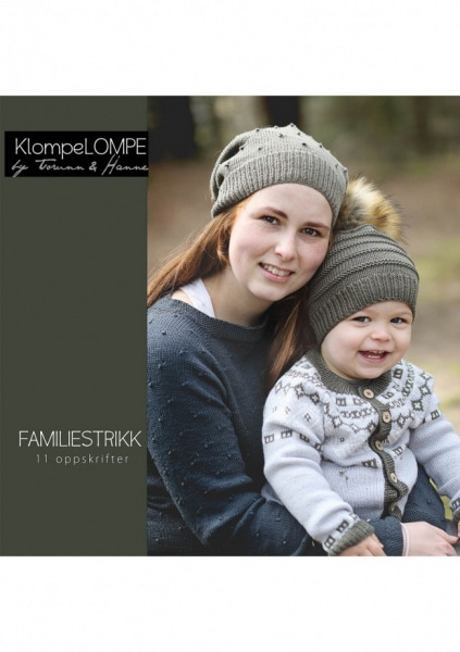 KLOMPELOMPE - FAMILIESTRIKK