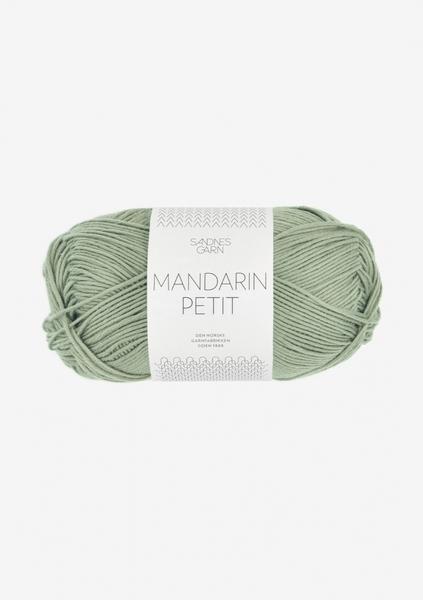 9041 MandarinPetit Støvet Lys Grønn