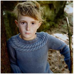 Bilde av Dobbel krans genser -