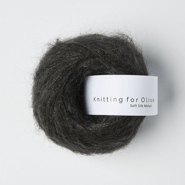 Midnat - Knitting for Olive Soft Silk Mohair