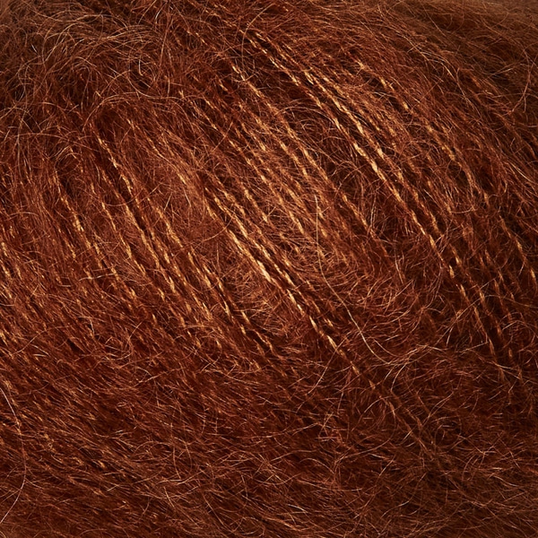 NY Rust - Knitting for Olive Soft Silk Mohair