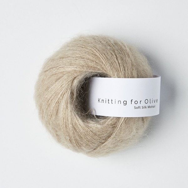 Pudder - Knitting for Olive Soft Silk Mohair