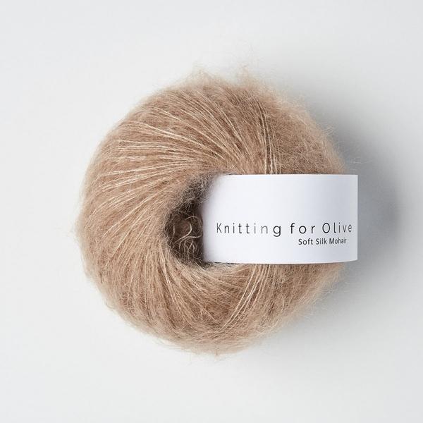 Rosa Ler - Knitting for Olive Soft Silk Mohair
