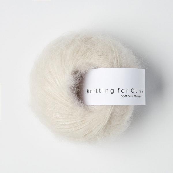 Sky - Knitting for Olive Soft Silk Mohair