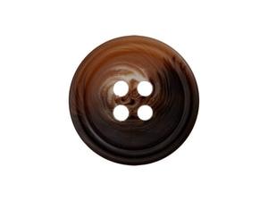 Bilde av Klassisk knapp mellom brun