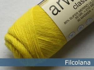 Bilde av 251 Electric Yellow - Arwetta