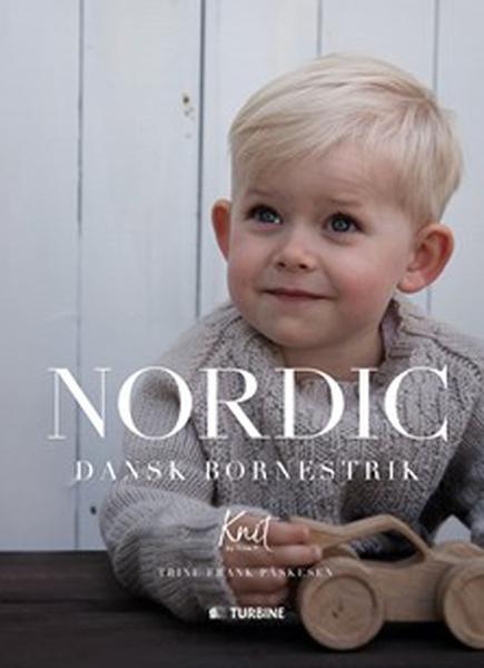 Nordic - dansk børnstrikk - Knitby TrineP