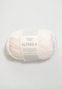 Bilde av 1001 Alpakka Hvit