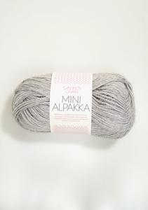 Bilde av 1032 Mini Alpakka Lys