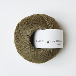 Bilde av Oliven Silke Knitting for