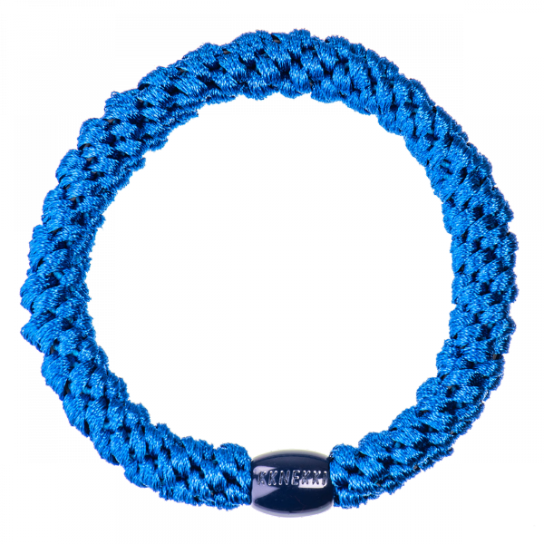 Electric Blue - Kknekki hårstrikk fra Bondep