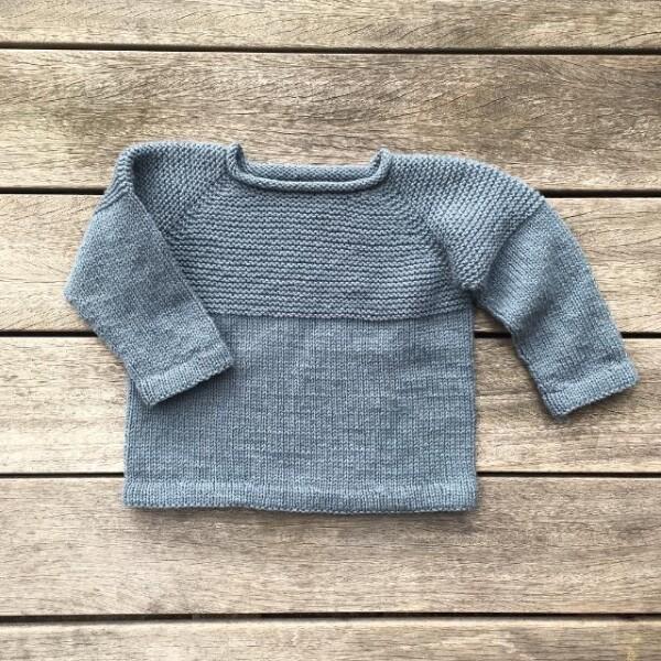 Bobbysweater (dansk)