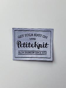 """Bilde av Label """"Get Your Knit On"""""""