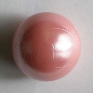 Bilde av Kuleknapp, 10 mm lys rosa