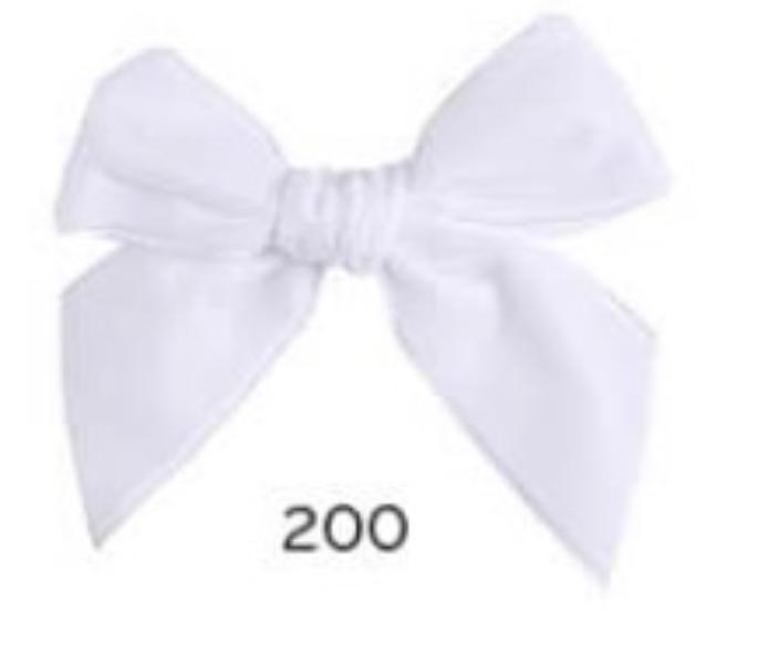 200 Hvit Velvet sløyfe Condor