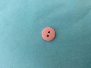 Bilde av Blank knapp, rosa