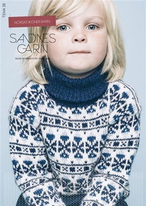 Bilde av Tema 38 Norske Ikoner Barn