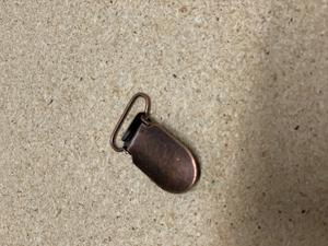 Bilde av Klips 20 mm kobber