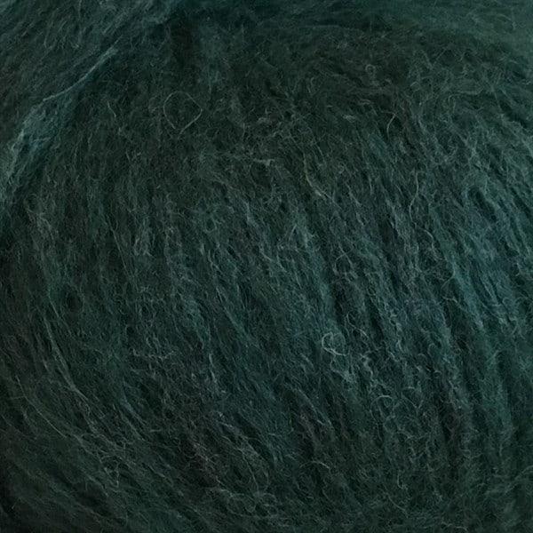 7885 Mørkegrønn Snefnug av Camarose
