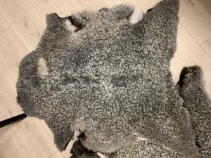 Bilde av Nydelig pels sau skinn fra