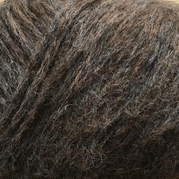 7317 Mørk brun Snefnug av Camarose