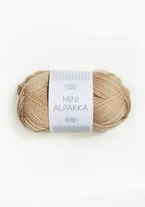 Bilde av 2531 Mini Alpakka Chinos