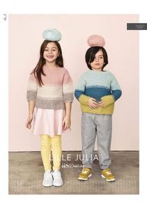 Bilde av Lille Julia genser for barn