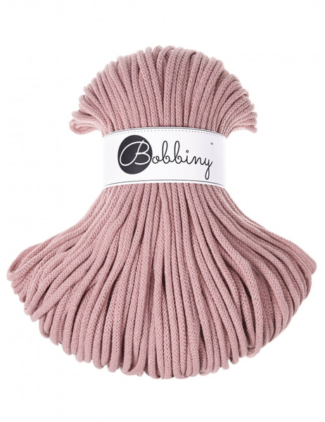 Blush Interiørgarn Cotton Cord 5 mm