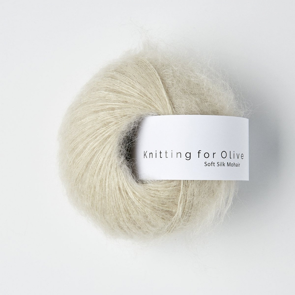 Marcipan - Knitting for Olive Soft Silk Mohair