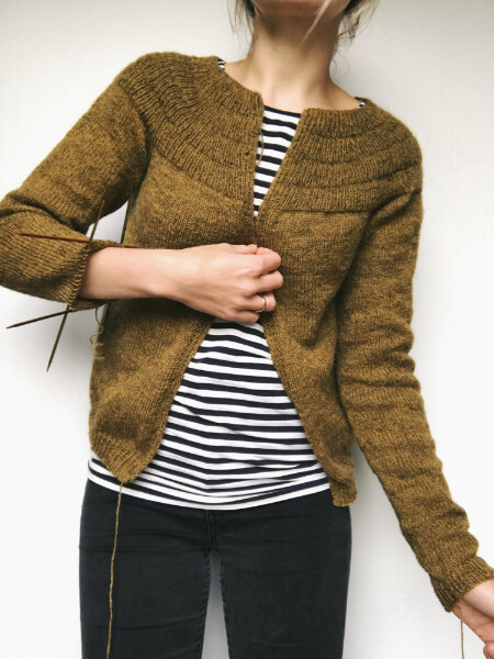 Ankers Cardigan My Size